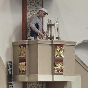 malowanie kościoła (5)
