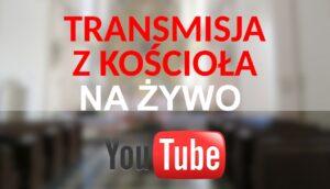transmisja you tube